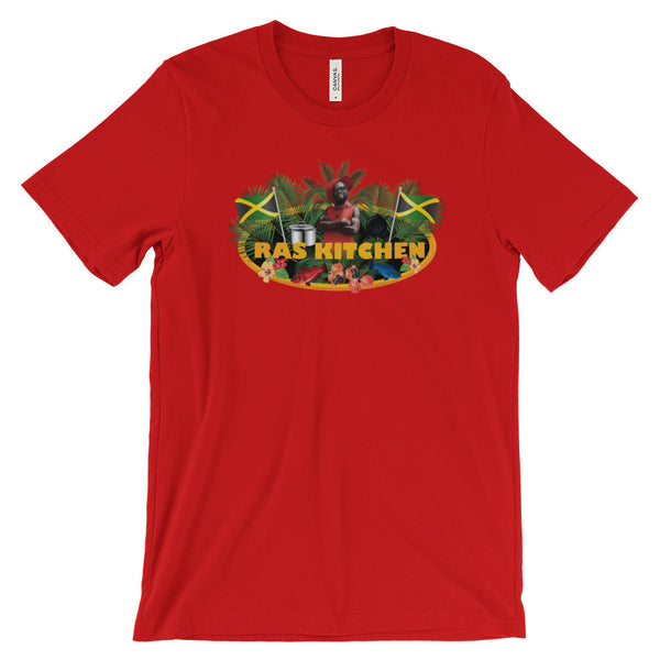 Ras Kitchen Logo T-Shirt