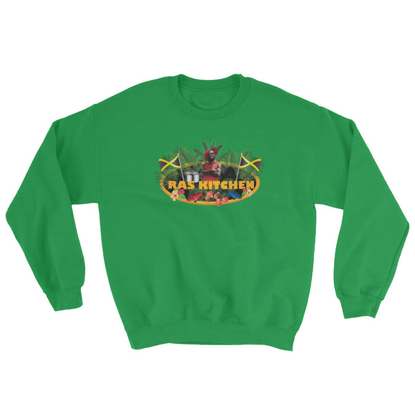 Ras Kitchen Logo Sweatshirt