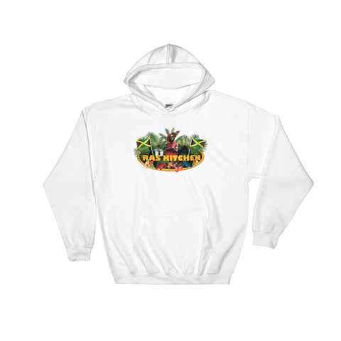 Ras Kitchen Logo Hoody