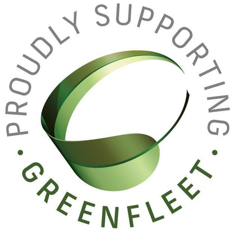 proudly supporting greenfleet