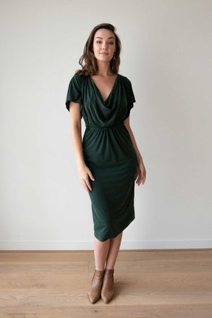 Julia Forest Dress