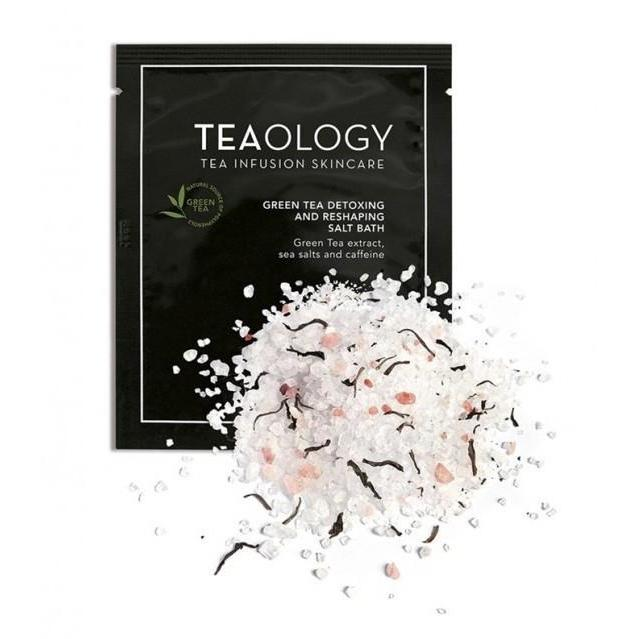 GREEN TEA DETOXING AND RESHAPING SALT BATH