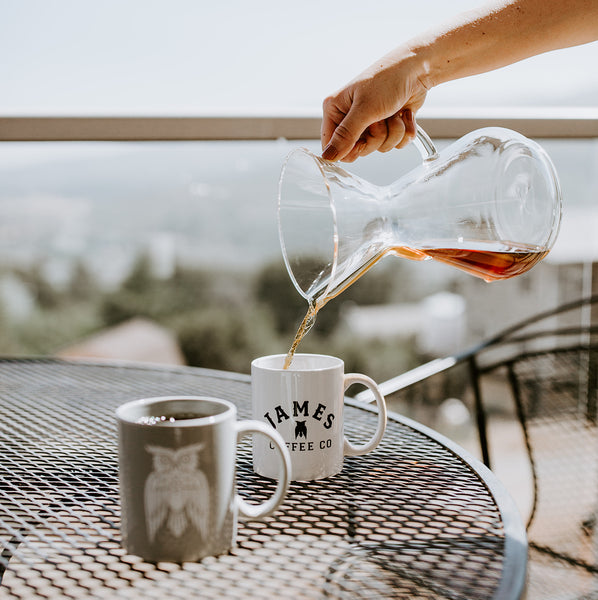 Six Cup Glass Handle Chemex