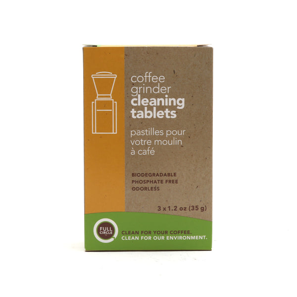 Coffee Grinder Cleaning Tablets
