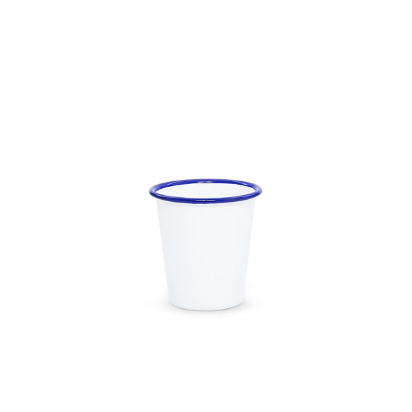 Crow Canyon Home Enamel Tumbler 10 oz Blue