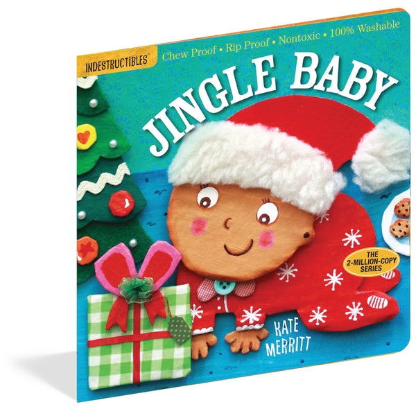 Jingle Baby Indestructibles Book James At Home