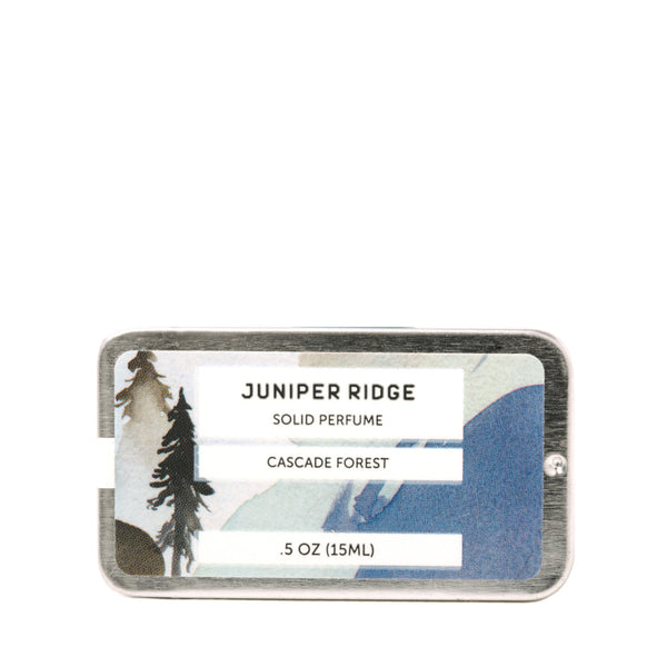 Cascade Forest Solid Perfume Juniper Ridge