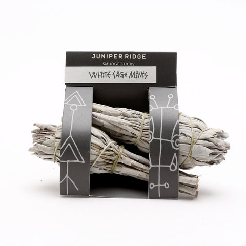 White Sage Mini Smudge Juniper Ridge