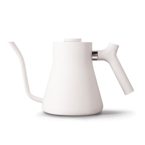 Stagg Stovetop Pour over kettle Matte White Fellow Products James At Home