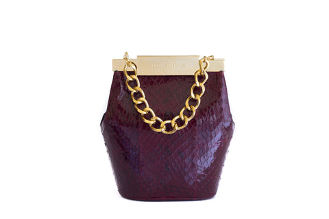 Bordeaux Valerie Mini Bucket