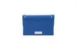Dark Blue Kaia Clutch/ shoulder bag