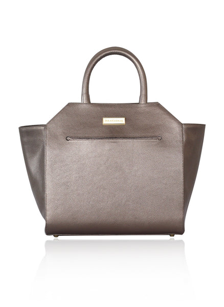 Bronze Medium Sharon Tote