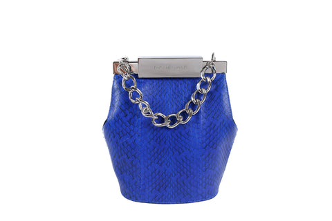 Electric Blue Valerie Mini Bucket