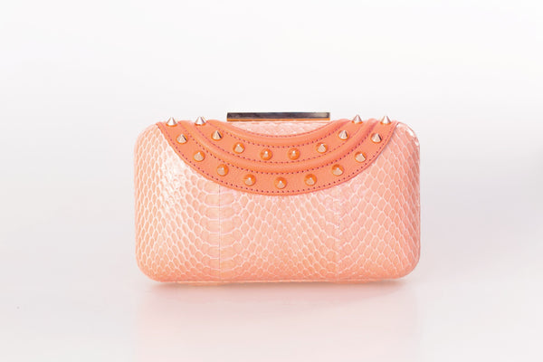 Salmon Gina Clutch
