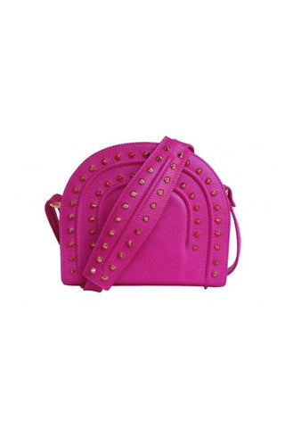Fuchsia Thalia Cross Bag