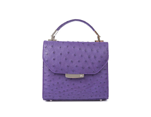 Plum Mini Steffany Tote