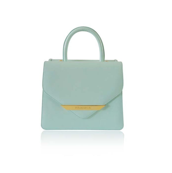 Mint Green Tutu Satchel
