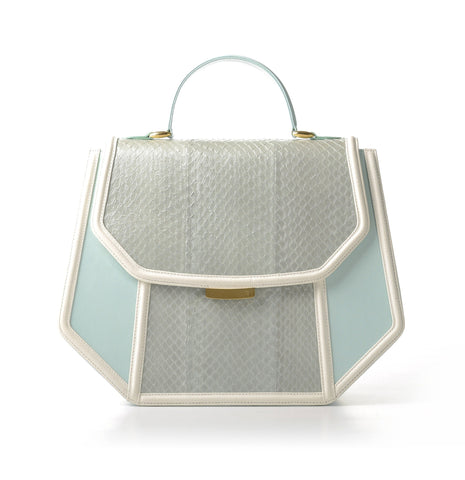 Mint Anabella Tote