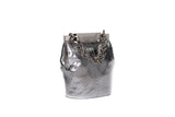 Silver Valerie Mini Bucket
