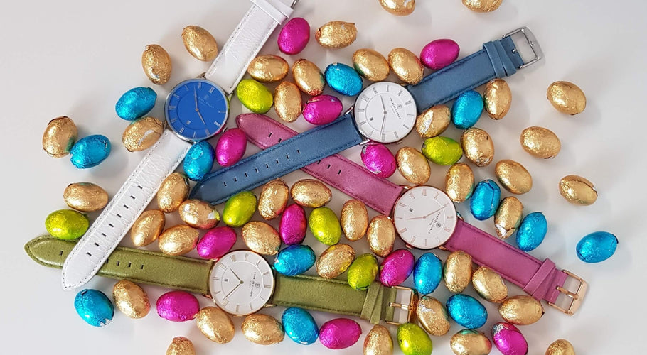 Win a watch this Easter