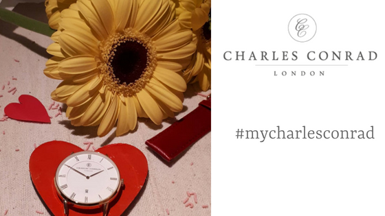 Our favourite #MyCharlesConrad Spring 2018
