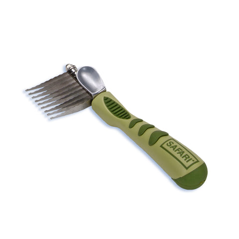 Safari de matting dog comb