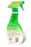 TropiClean tangle remover spray for dogs and cats back