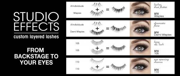 ardell studio effects false lashes at madame madeline discount lashes