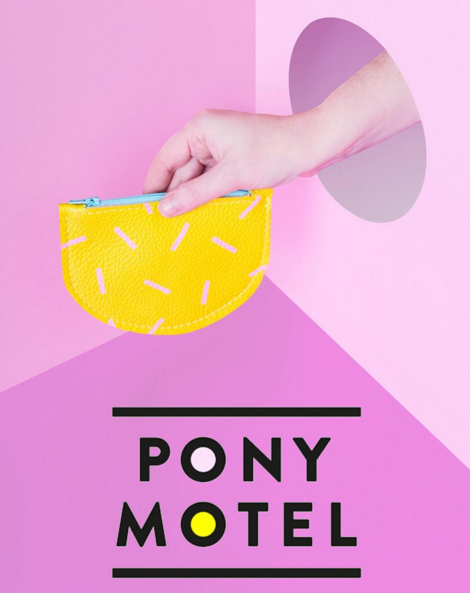 Featured Designer – Natassja Timmermans from Pony Motel