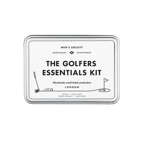 The Golfer's Essentials Kit