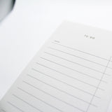 To-Do-Task Pad (Grey)