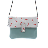 Room Service Shoulder Bag (Mint/Sprinkles)