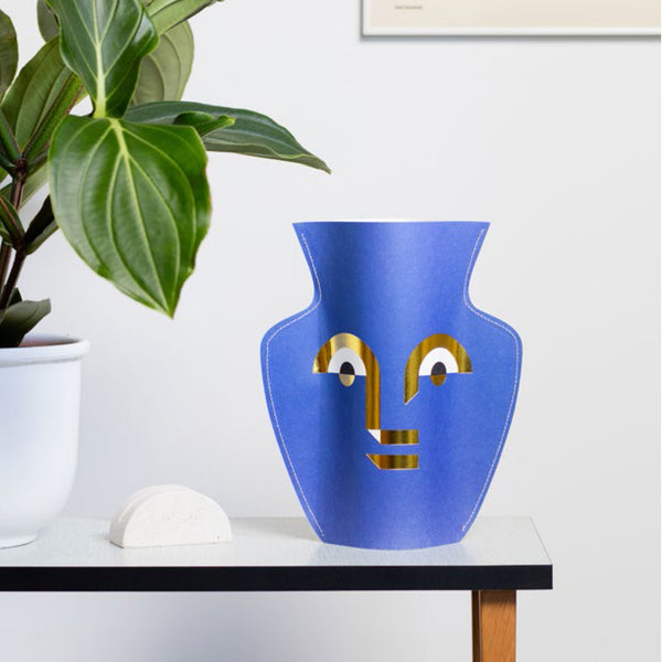 Apollo Paper Vase (2 faces)