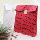 Christmas Gift Bags (Pack of 4)
