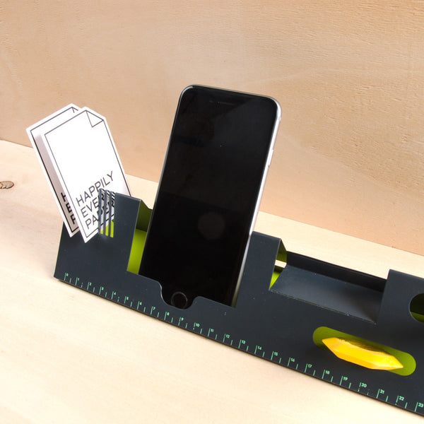 Desktop Organizer No. 2 (Green)