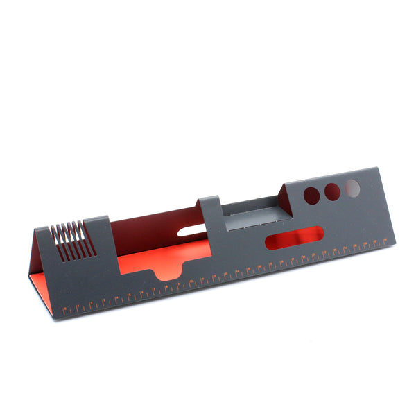 Desktop Organizer No. 2 (Red)