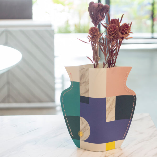 Paper Vases By Octaevo Curated By Salt Sweeter Singapore Page 3