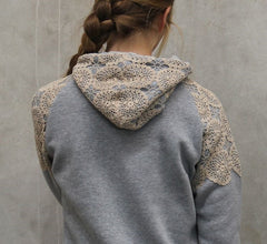 Embellished Hoody Pattern