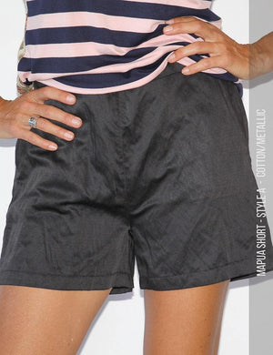 Mapua short sewing pattern style A