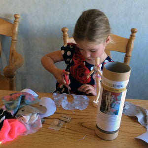 Kids Gift Pack - Fashion Designer - learn to sew