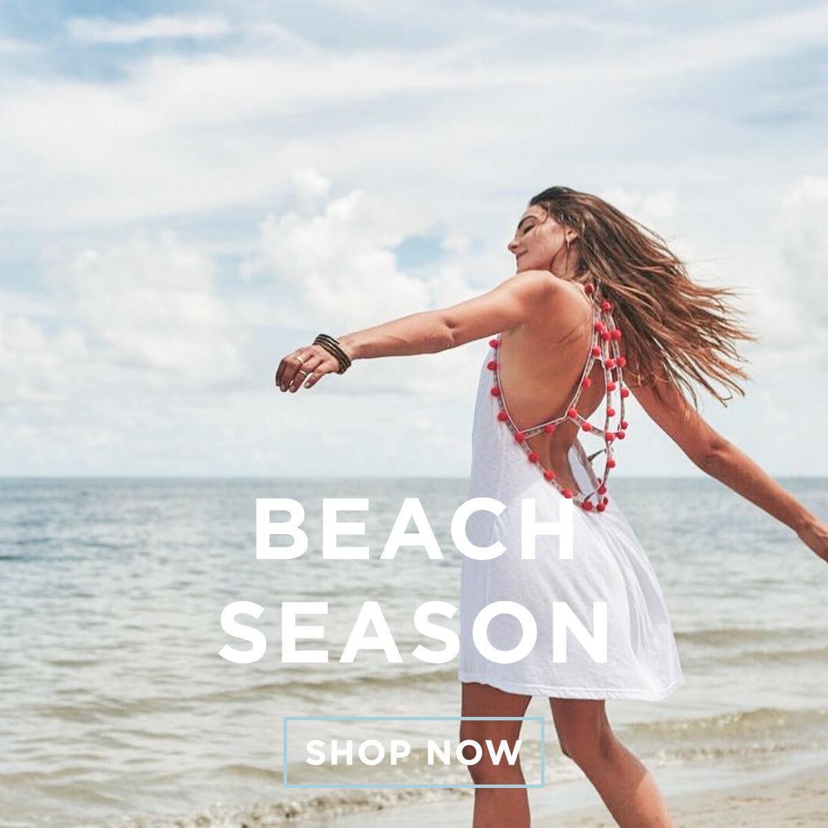 Beach Season | Clothes | Tops | Kaftan | Beach Essentials