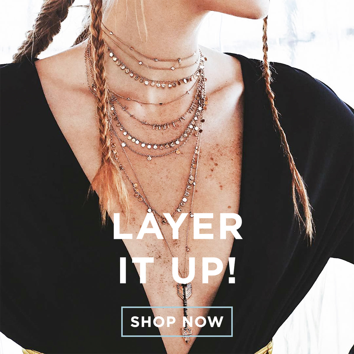 Layer It Up | Fine Jewelry | Fashion Accessories | Necklace