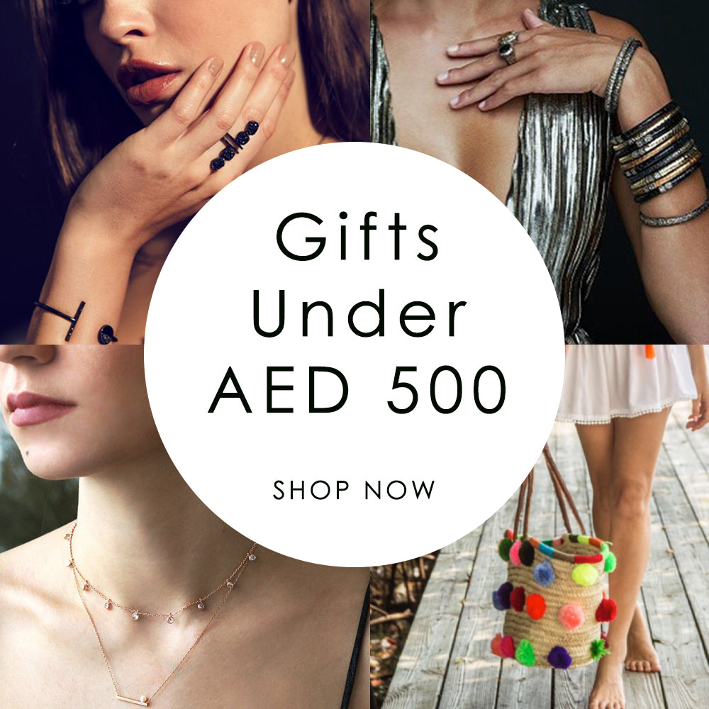 Gifts Under 500 Dirhams | Fashion Accesories | Bag | Clothes