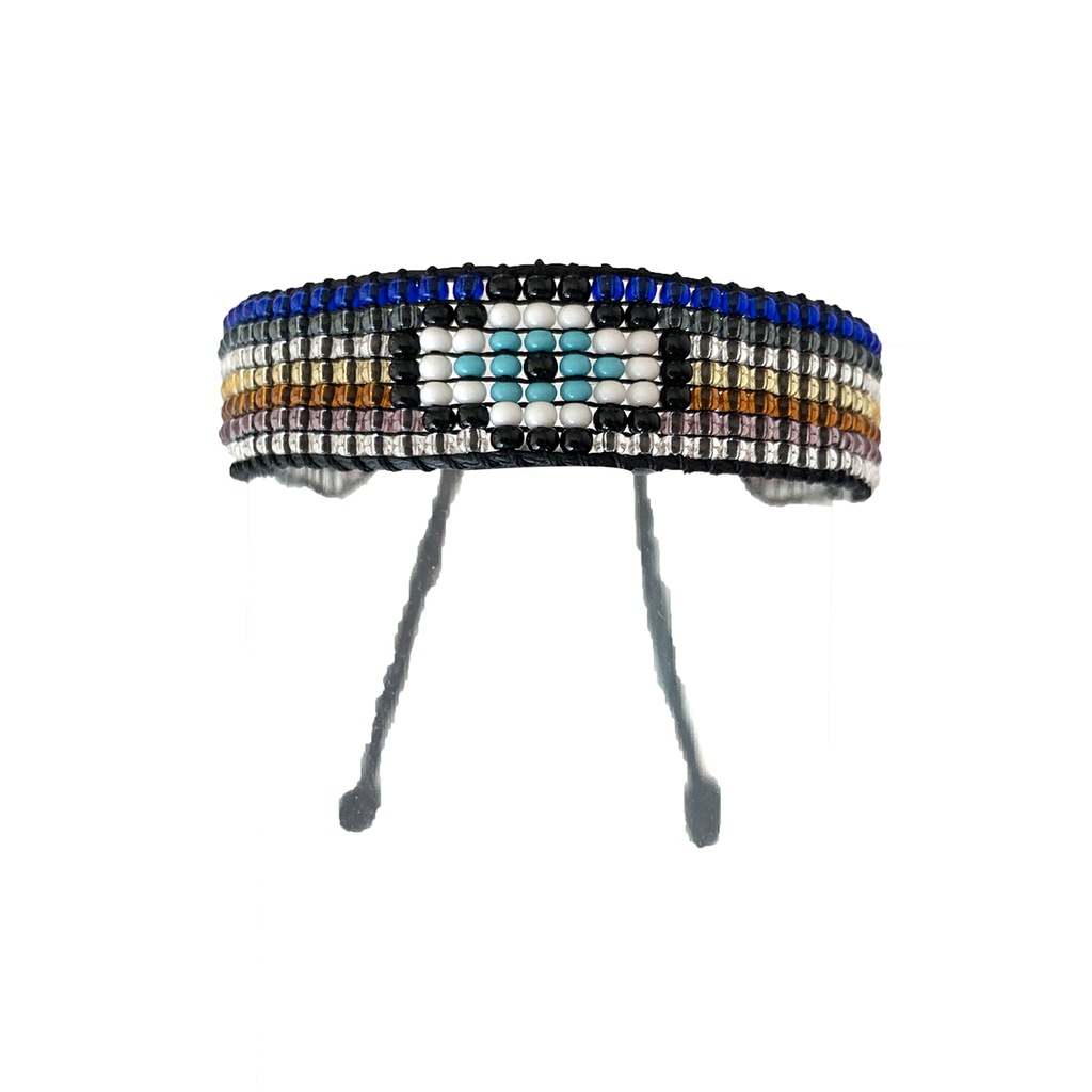 Stripe Bracelet | Ayounik | Fashion Accessories |  Bracelet