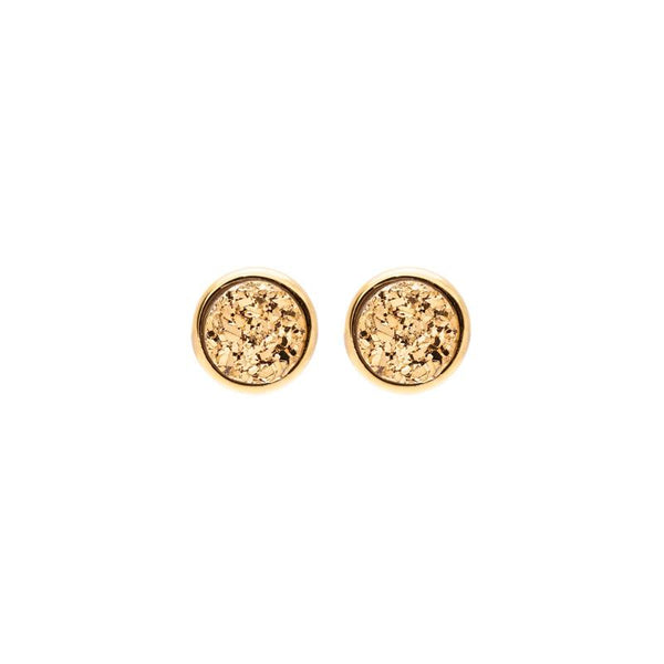 Lil Round Earrings | Sonya Renee | Fashion Accessories | Earrings | Boom and Mellow Dubai