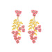 Shop Avia chandelier earrings | Jennifer Behr | Fashion Accessories | Earrings