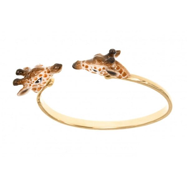 Giraffe Face To Face Bracelet |Nach Bijoux |Fashion Accessories