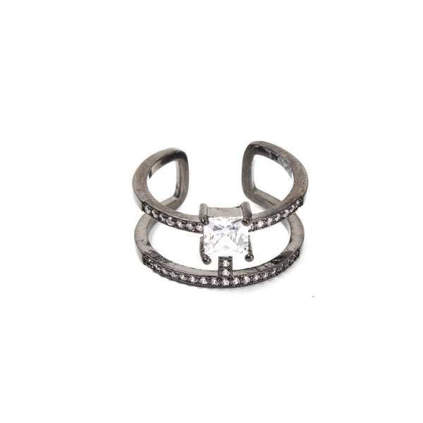 Double Bar Ring | OMG | Fashion Accessories | Ring