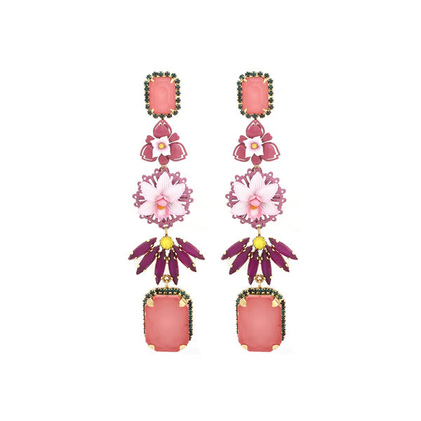 Hawkins Earrings |Elizabeth Cole | Fashion Accessories |Earrings