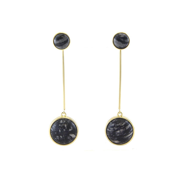 Long bar earrings | Marcia Moran | Fashion  Accessories Earrings